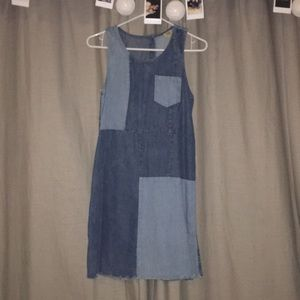 NWOT Denim Dress